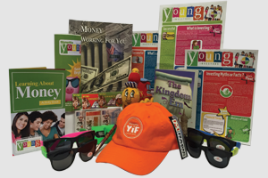 Monetta Financial Services - Kids Corner Financial Kit