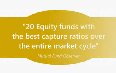 "Monetta Core Growth Fund recognized as a ""Biggest Bang for Your Buck"" by Mutual Fund Observer"